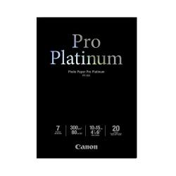 Canon Hartie Foto Pro Platinum 10x15 Cm 20 Coli 30