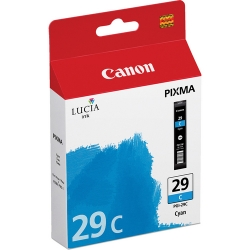 Canon Pgi-29c Cyan - Cartus Imprimanta Canon Pixma