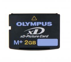 Card Olympus Xd 2gb Type M+
