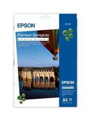 Epson Premium Semigloss Hartie Foto A4 - 20 Coli -