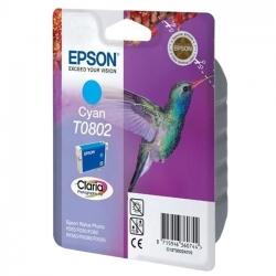 Epson T0802 - Cartus Cyan