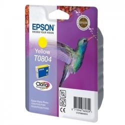 Epson T0804 - Cartus Galben