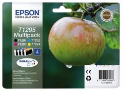 Epson T1295 DURABrite Ultra Ink - Kit cartuse (large) - Epson SX425W/S