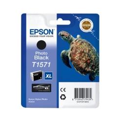 Epson T1571 - Cartus Imprimanta Photo Black Pentru