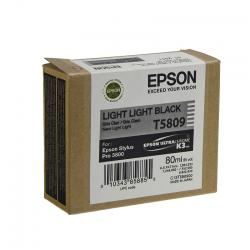 Epson T5809 - Cartus Imprimanta Photo Light Light