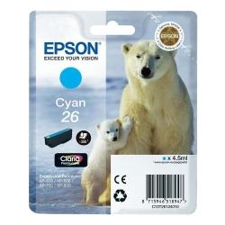 Epson XP Claria Premium - T2612 - cartus cyan