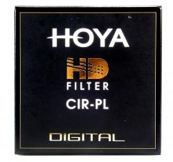 Filtru Hoya Hd Polarizare Circulara (pro-slim) 62m