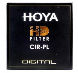 Filtru Hoya Hd Polarizare Circulara (pro-slim) 72m