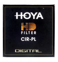 Filtru Hoya Hd Polarizare Circulara (pro-slim) 77m