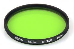 Filtru Hoya Hmc Yellow-green X0 77mm