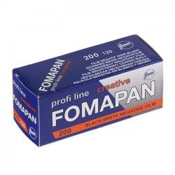 Foma Fomapan Creative 200 - Film Negativ Alb-negru