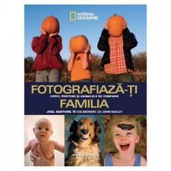 Fotografiaza-ti Familia Copiii  Prietenii Si Anima