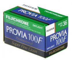 Fujifilm Fujichrome Provia 100f - Film Diapozitiv