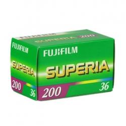 Fujifilm Fujicolor Superia 200 - Film Negativ Colo
