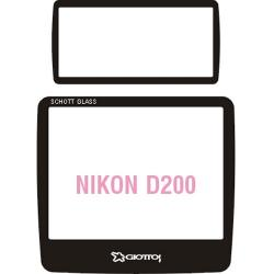Giottos SP8255 Professional Glass Optic Screen Protector pentru Nikon