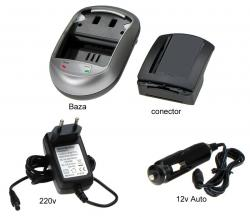 Incarcator Pentru Acumulatori Li-ion Tip Cga-s301/