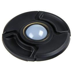 Lambency Lens Cap White Balance 72mm - Capac Obiec