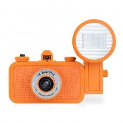 Lomography La Sardina Camera And Flash Orinocco Oc
