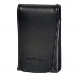 Nikon Leather Promo Pouch For S9100/p300/s8200 Alm