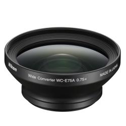 Nikon Wc-e75a - Convertor Wide-angle Pentru Nikon