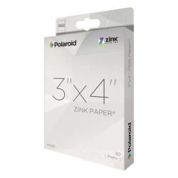 Polaroid GL10 ZINK Paper - hartie foto 3 x 4 inci 30 de coli