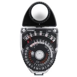 Sekonic L-398a Studio Deluxe Iii - Exponometru Ana