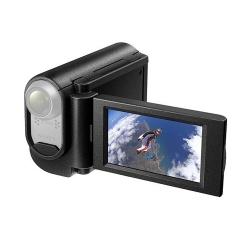 Sony Aka-lu1 - Kit Carcasa + Lcd Pentru Sony Actio