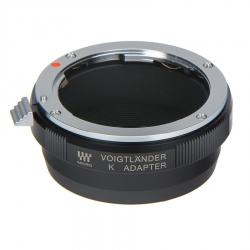 Voigtlander Mft/lem - Adaptor Obiective Montura Pe