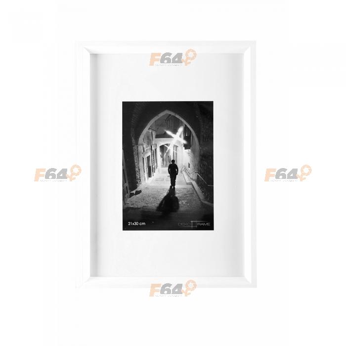 Deko rama foto 21x30 cm alb f64 for Deko foto