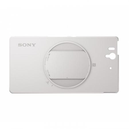 Sony SPA-ACX1 alb - carcasa pentru Xperia