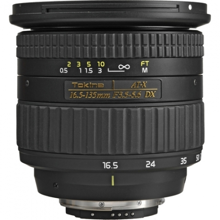 Tokina 16.5-135 DX Nikon AF RS65809281