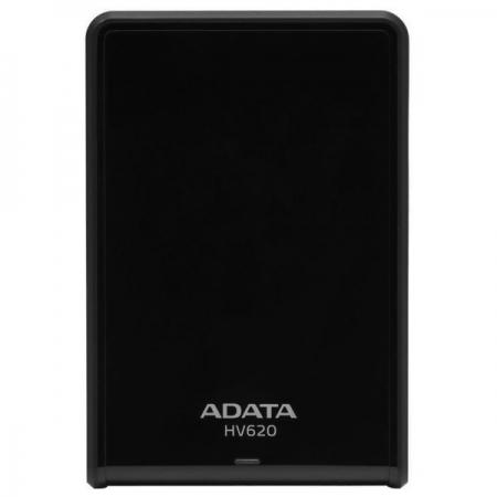 A-Data HV620 - HDD Extern 1TB, USB 3.0, 2.5'', Negru