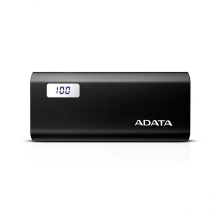ADATA P12500D - Bateria externa 12500mAh, Negru