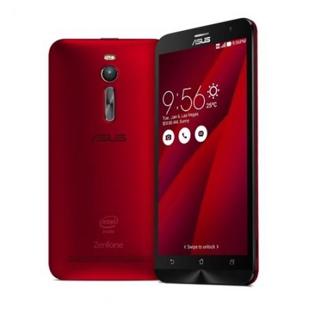 ASUS ZENFONE 2 DUALSIM 32GB LTE 4G ROSU 4GB RAM - RS125018605-4