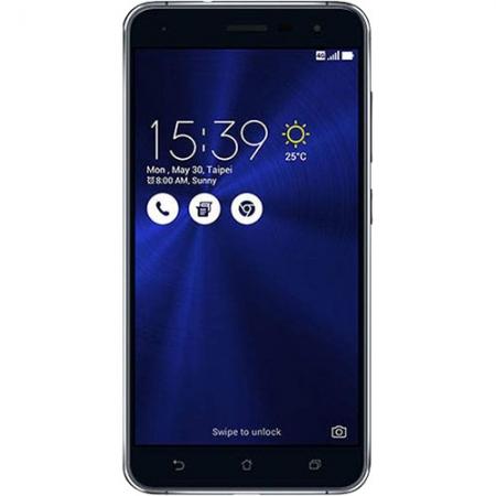 ASUS Zenfone 3 Dual Sim 32GB LTE 4G Negru ZE520KL RS125028943