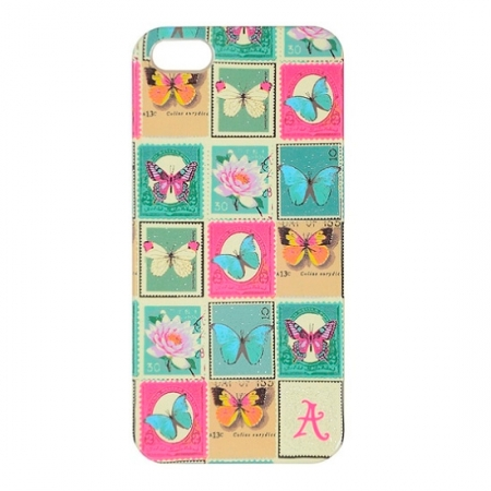 Accessorize Stamps - husa spate iPhone 5s / 5