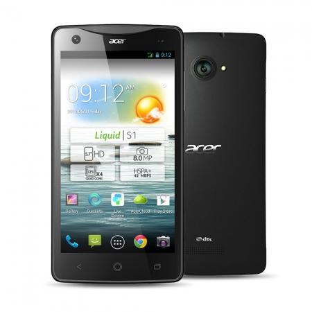 Acer Liquid S1 8GB negru - smartphone - 356772054829332