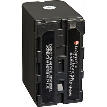 Acumulator replace CONST NP-F970, 6800 mAh, 7.2V Battery