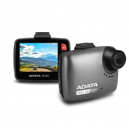 Adata RC300 - camera auto dvr full hd + card 16gb