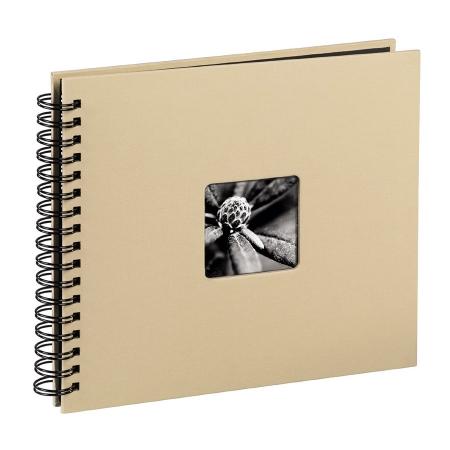 Album foto Hama Fine Art 36x32cm, 50 pagini, bej