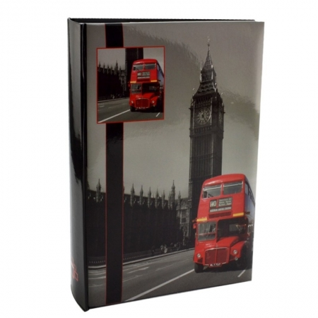 Album foto Selective London Bus, 10x15, 300 fotografii