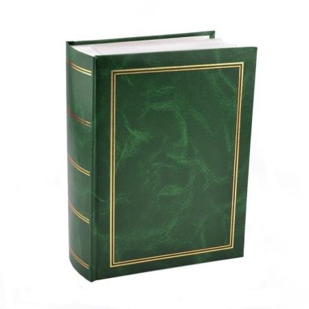 Album foto clasic tip carte, 10x15, 300 fotografii, Verde