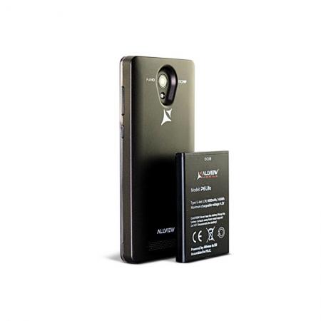 Allview - Baterie telefon 4000 mAh + capac protectie extins pentru P6 Life