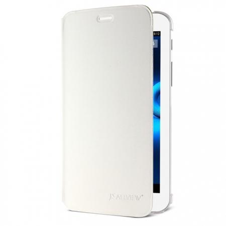 Allview - Husa flip pentru tableta AX5 NANO Q - alba