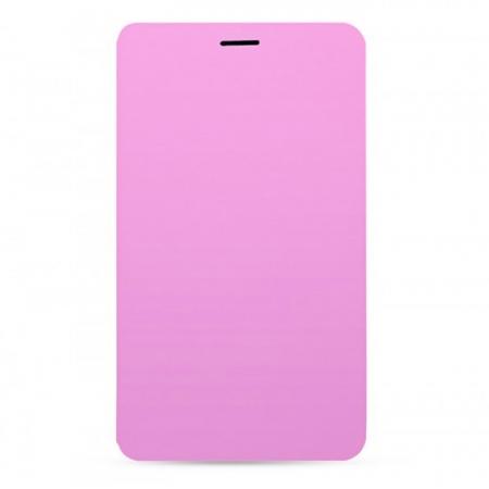 Allview husa tip carte pentru Allview AX4 Nano roz