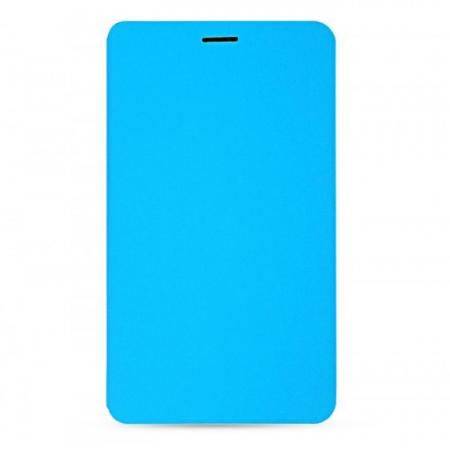 Allview - husa tip carte piele ecologica pentru AX4 Nano - albastru deschis RS125011763
