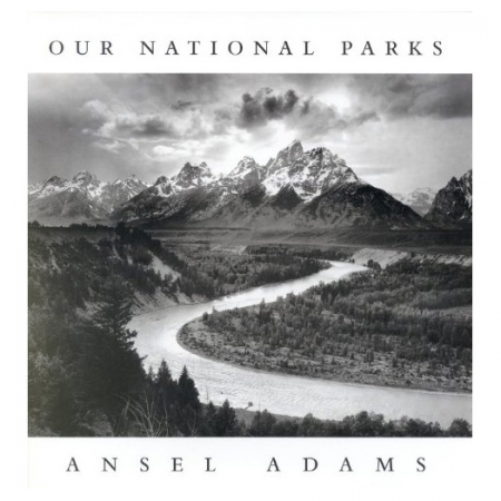 Ansel Adams: Our Natural Parks - editat de William A. Turnage