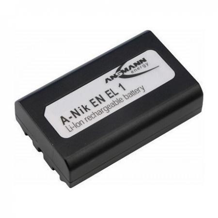 Ansmann Acumulator replace pt. Nikon tip EN-EL1