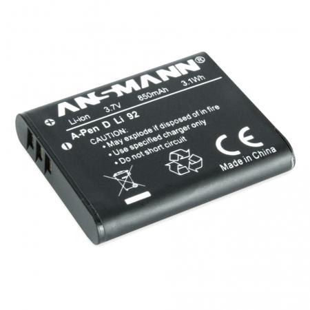 Ansmann D Li 92 - acumulator replace 850 mAh