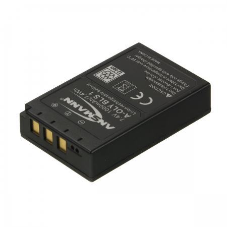 Ansmann BLS1 - acumulator replace Olympus PS-BLS1 - 1000mAh
